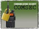 ComSec - Radio communications security