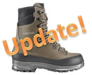 Lowa Tibet GTX boots review update