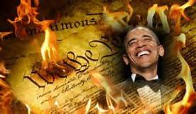 liberals progressives Obama Destroying The Constitution