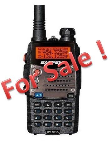 Baofeng UV-5RA Radio For Sale