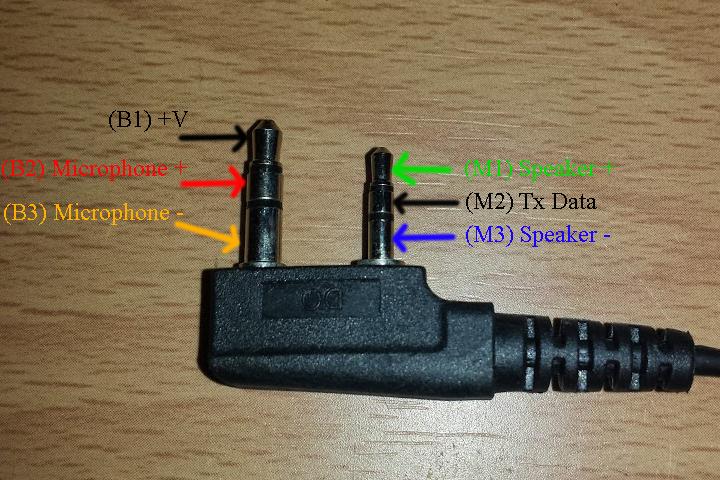 baofeng uv 5ra radio speaker mic options part 1 a h trimble baofengspeakermic 009