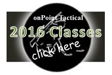 onPoint Tactical Classes