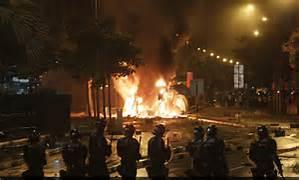 violent Riots