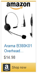 Amazon - Headset - Arama
