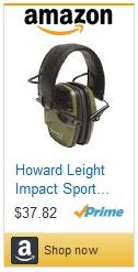 Amazon - Howard Leight Impact Sound Earmuffs