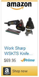 Amazon Work Sharp sharpening system