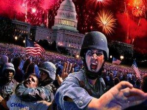 the coming second america civil war