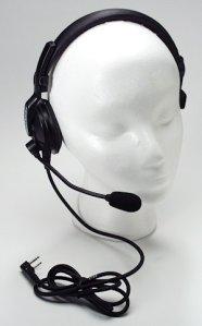 Headset boom mic boafeng uv-5ra