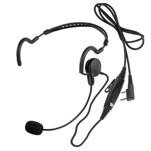 Baofeng radio Headset - over the ear