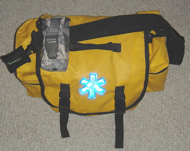 Family Home first aid kit carry bag