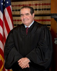 Associate Justice of the Supreme Court of the United States Antonin Gregory Scalia