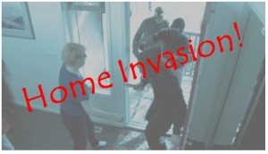 Home Invasion during grid down - protecting your home