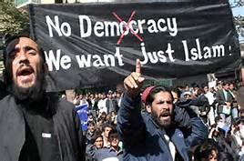MuslimTerrorists strike  America