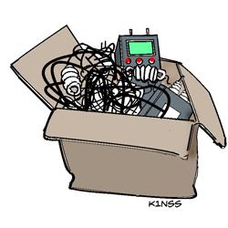 Radio Equipment Junk