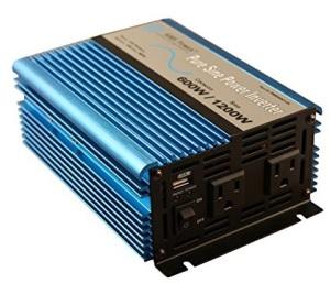 Aims Power 600w Inverter