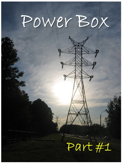 Power Box - solar generator