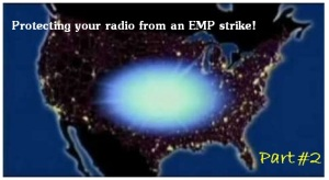 Protecting your radio from an EMP strike