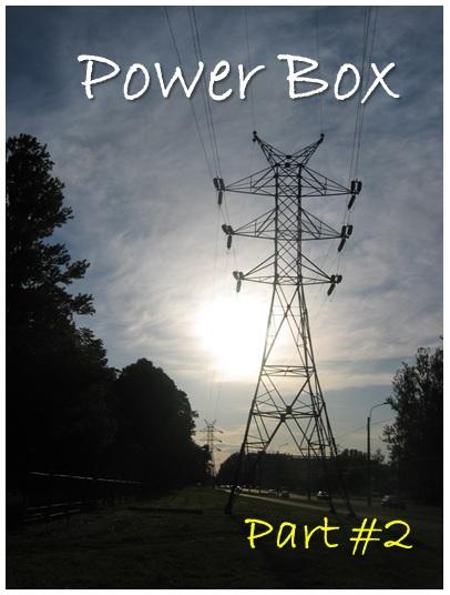 Power Box - solar generator