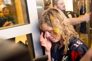 Trump Event Violence - police incompetent