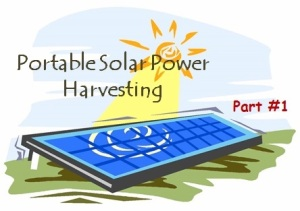Portable Solar Harvesting