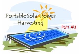 Portable Solar Harvesting - goalzero