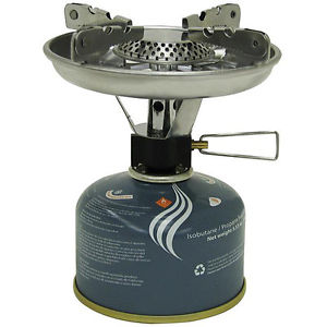 Stansport isobutane backpack stove review