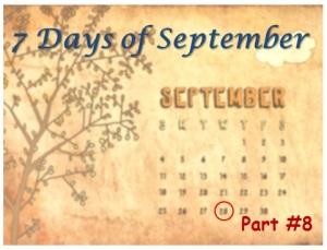 7 Days of September - Starvation