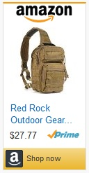 Red Rock Sling Bag