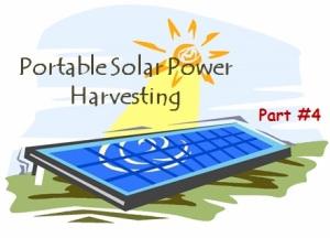 Portable Solar Harvesting - Aukey 21W Dual USB Solar Charger