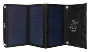 Portable Solar Harvesting Aukey 21W