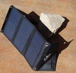 Portable Solar Harvesting Aukey PB-P4