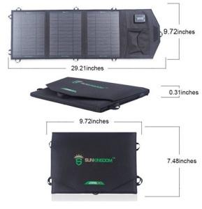 Suningdom solar panel charger