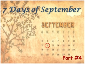 7 Days of September - Communications