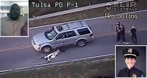 Tulsa cops murdered unarmed man.