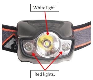 headlamp ozark trail walmart 150 lumen