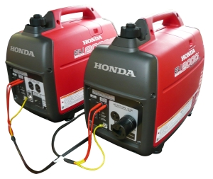honda eu2000i companion unit